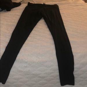 XS forever 21 black leggings